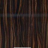Kingtop gerader hölzerner Deisgn 1m breiter PVA hydrografischer bedruckbarer Wasser-Übergangsdrucken-Film für das hydroeintauchen mit PVA Material Wdf3101