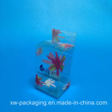 China passte kleinen Kunststoffgehäuse-Geschenk-Kasten an