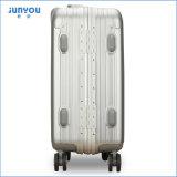 El último equipaje lateral duro del recorrido del diseño ABS+PC, carretilla del recorrido del equipaje