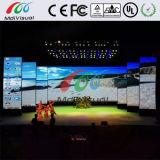 Binnen LEIDENE VideoMuur voor de Achtergrond van het Stadium