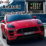 ポルシェMacan (PCM4.0)のための人間の特徴をもつGPSの航法システムビデオインターフェイス