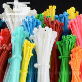 Selbstsichernder Plastiknylonkabelbinder