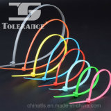 Serre-câble coloré de bonne qualité avec le prix usine