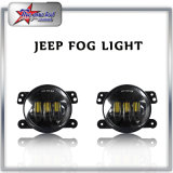 Hot Selling 4 Inch 30W Auto Car LED DRL Fog Lamp para Jeep Wrangler