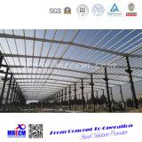 Taller prefabricado de la estructura de acero en gran precio