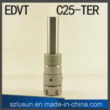 Держатель инструмента беседок цыпленка C25-Ter обжатия механического инструмента CNC Edvt