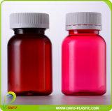 bottiglia farmaceutica della plastica della medicina dell'animale domestico 100ml
