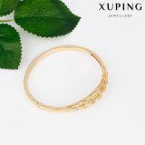 51550 braccialetto dei monili placcato oro di Zircon 18k di modo