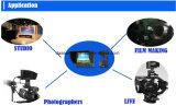 5 Kcc ultra sottile del FCC di RoHS del Ce del video della videocamera del video Bsy502-HD HDMI del campo di pollice DSLR