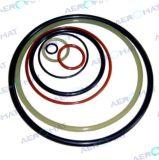 De beste Verkopende Groene Verbindingen van de O-ring Viton van de Invoer van de Kleur Materiële die in Aeromat worden gemaakt