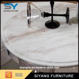 Tabela moderna do lado da mesa de centro do mármore da mobília