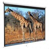 Motorisierte Projektions-Bildschirme im 4:3 Format, konkurrenzfähige Preise