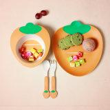 Bambusfaser-Abendessen-Set, Kind-Tafelgeschirr-Set, Kind-Essgeschirr eingestellt (YK-BS1005)
