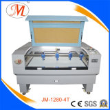 O múltiplo dirige a máquina de gravura do laser para Artware de madeira (JM-1280-4T)