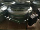 Ventilador centrífugo da tubulação do Ec 315mm com 92motor 280mm