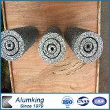 Espuma de aluminio del revestimiento de la pared exterior para la decoración del External del edificio