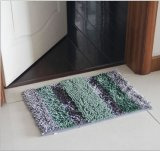 High Quality Long Pile Polyester Shaggy Anti-Slip Door Mat