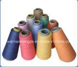 Hilado mezclado algodón de la mezcla de las lanas de la buena calidad