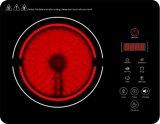 Het Infrarode Kooktoestel van de Aanraking van de Sensor van de Goedkeuring van Ce EMC van het CITIZENS BAND met Handvat Model sm-DT212