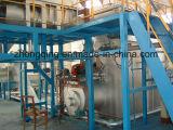 Europäischer Standard-verwendeter Gummireifen, der Maschine aufbereitet