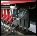 Machine horizontale lourde professionnelle de coupure de la Chine de commande numérique