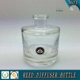 200ml vacian alrededor de la botella de cristal del difusor de la caña del cilindro