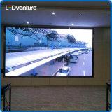 Grande LED video parete dell'interno di colore completo per la pubblicità, teatro