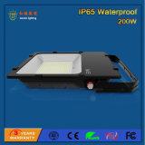 Luz de inundação ao ar livre do diodo emissor de luz da C.A. 85-265V 200W