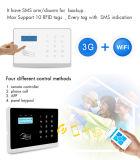 3G WiFi allebei in Één Alarm van de Veiligheid van het Huis 3G met Slimme APP
