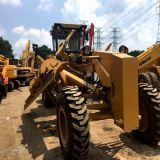 Niveleuse Caterpillar 140k avec vente d'étireur et de lames pour l'Ouganda