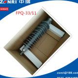 Тип 33kv 11kn Pin изолятора Slicon резиновый
