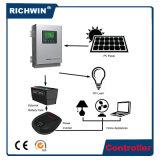 Contrôleur solaire intelligent de charge de l'affichage à cristaux liquides MPPT avec le courant de charge 45A/60A/80A
