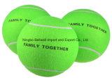 Haltbare weiche Haustier-Tennis-Kugel-Haustier-Tatze-Greifer-Hundespielzeug-Gummikugel