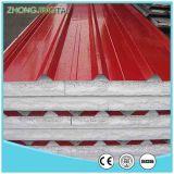 Painel térmico e acústico composto da fibra de vidro de Rockwool da isolação