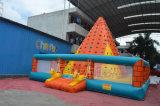 Commerciële Opblaasbare het Beklimmen van het Spel van de Sport Muur (chsp402-1)