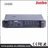 Jusbe CH-250のクラスH 250W専門の会議音楽段階の高品質のサウンド・システムのアンプの価格250-400ワットの