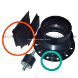 Ts16949公認の高品質のゴム製部品の自動振動ダンパー