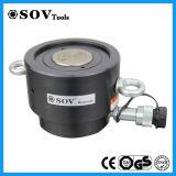 Único cilindro ativo de Jack da contraporca da segurança para a construção (SOV-CLL)