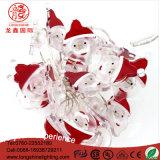 Helle Zeichenkette LED-Belüftung-100LED/10m Weihnachtsmann für Hochzeits-Dekoration