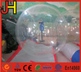 Bola que recorre del agua inflable, bola del agua para la piscina