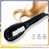 Spazzola elettrica di vendita calda del raddrizzatore dei capelli di Digitahi della spazzola di capelli del raddrizzatore