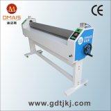 Máquina que lamina neumática Dmais-Td-1600 con la película del PVC