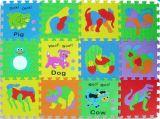 Mât-Animal d'activité de Funplay (KB-253)