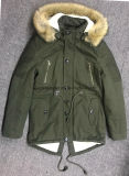 고품질 남자 삼림 지대 방수 겨울 군 재킷