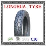 Pneu aprovado da motocicleta de ISO9001 e de PONTO com qualidade superior (3.00-8)