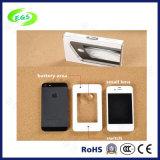 2X, 5X lâmpada de lâmpada de leitura leve portátil portátil / lente para celular, mini lupa (EGS-191)
