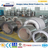 China Factory Price Cold Roll 202 Bobina de aço inoxidável