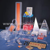 Armoire d'affichage/stand acryliques