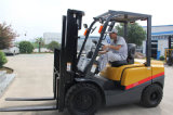 中国は2.5tonに販売のためのディーゼルフォークリフトを作った