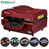 One Sublimation Printer (ST-3042)에 있는 Freesub 3D Vacuum Heat Press All